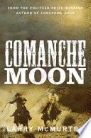 Comanche Moon Book