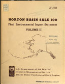 Proposed Norton Basin Lease Sale 100