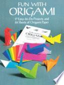 Fun with Origami