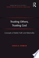 Trusting Others  Trusting God