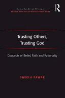 Trusting Others, Trusting God
