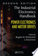 Power Electronics And Motor Drives Book PDF