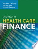 Essentials of Health Care Finance Book