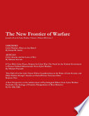 Journal of Law   Cyber Warfare  The New Frontier of Warfare