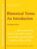 An Introduction to Rhetorical Terms