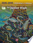 Celebrating the Lectionary   for Junior High 2015 2016