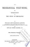 A Mechanical Text book