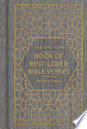 The One Year Book of Best Loved Bible Verses Devotional