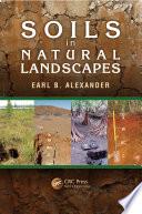 Soils in Natural Landscapes