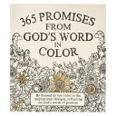 365 Promises God s Word in Color Book
