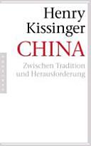 China: zwischen Tradition und Herausforderung