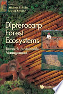 Dipterocarp Forest Ecosystems Book PDF