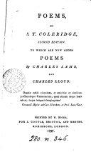 Poems,