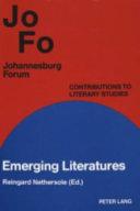 Emerging Literatures