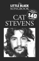 The Little Black Songbook: Cat Stevens Pdf/ePub eBook