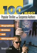 100 Most Popular Thriller And Suspense Authors