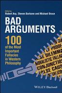 Bad Arguments Book