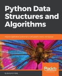 Python Data Structures and Algorithms Pdf/ePub eBook
