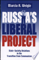 Russia S Liberal Project