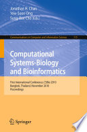 Computational Systems-Biology and Bioinformatics