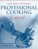 Professional Cooking   Study Guide Book