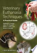 Veterinary Euthanasia Techniques