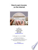 How to earn income on the Internet