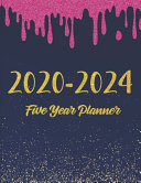 2020 2024 Five Year Planner