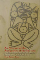 An Account of the Antiquities of the Indians