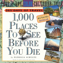 1,000 PLACES TO SEE BEFORE YOU DIE 2008 CALENDAR