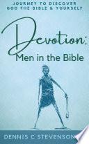 Devotion  Men in the Bible