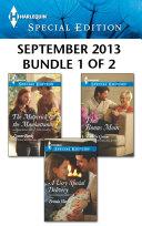 Harlequin Special Edition September 2013 - Bundle 1 of 2
