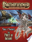 Pathfinder Adventure Path: Skull & Shackles - the Price of Infamy