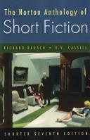 The Norton Anthology Of Short Fiction Book