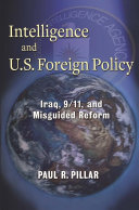 Intelligence and U S  Foreign Policy