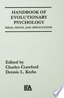 Handbook Of Evolutionary Psychology Book PDF