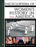 Encyclopedia of Women's History in America