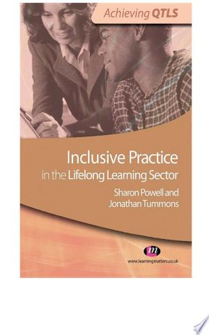 Download Inclusive Practice in the Lifelong Learning Sector Free Books - Dlebooks.net