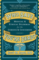 Who Says You're Dead? [Pdf/ePub] eBook