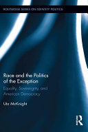 Race and the Politics of the Exception Pdf/ePub eBook