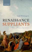 Renaissance Suppliants