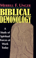 Biblical Demonology