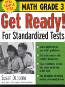 Get Ready  For Standardized Tests   Math Grade 3