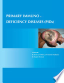 Primary Immunodeficiency Disorders in India