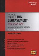 Guide to Handling Bereavement