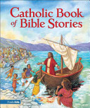 Catholic Book of Bible Stories banner backdrop
