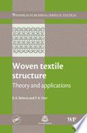 Woven Textile Structure Book PDF