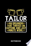Tailor - Notebook