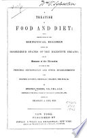 A Treatise On Food And Diet