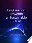 Engineering Towards a Sustainable Future  Penerbit USM  Book